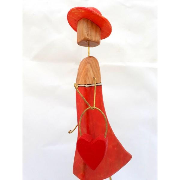 Signorina in rosso