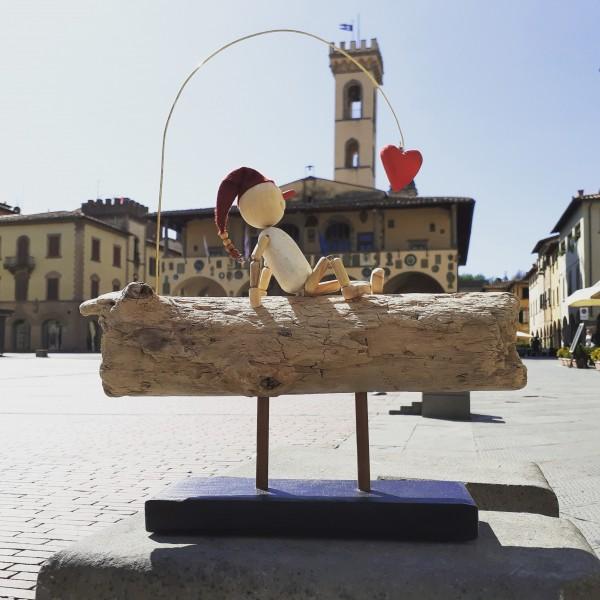 Pinocchio romantico